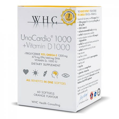 best omega 3 supplement whc unocardio