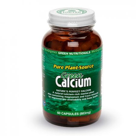 organic calcium supplement