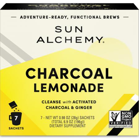 Terrasoul Sun Alchemy Charcoal Lemonade