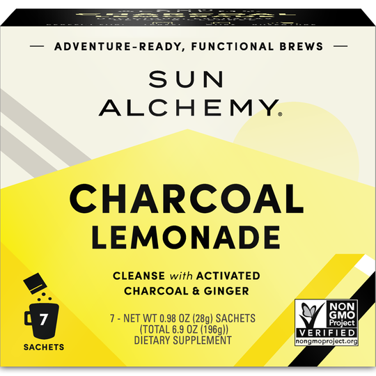 Terrasoul Sun Alchemy Charcoal Lemonade