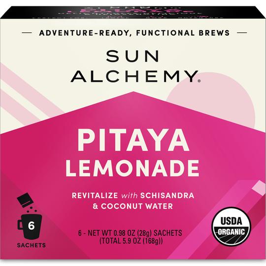 Terrasoul Pitaya Lemonade